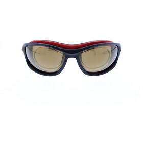 Jill Sport J-SP105 Zonnebril, black-red